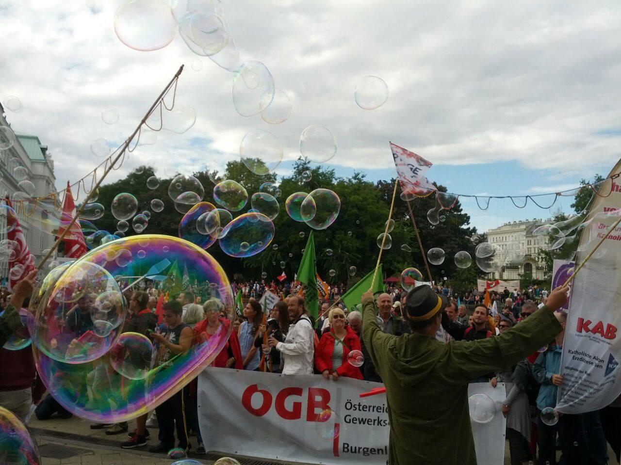Stop TTIP & CETA Großdemonstration