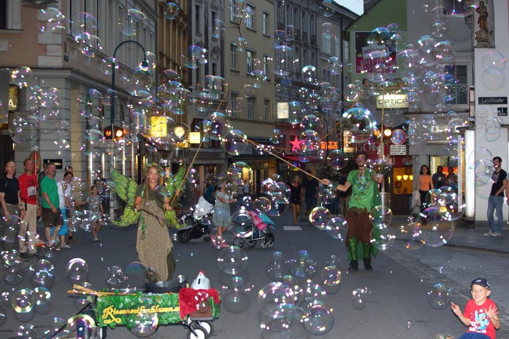 Pflasterspektakel2016 Bubble Fairies