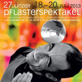 Pflasterspektakel Linz