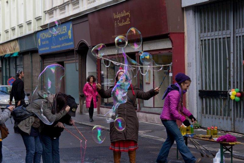 Straßenfest Sinnwandel