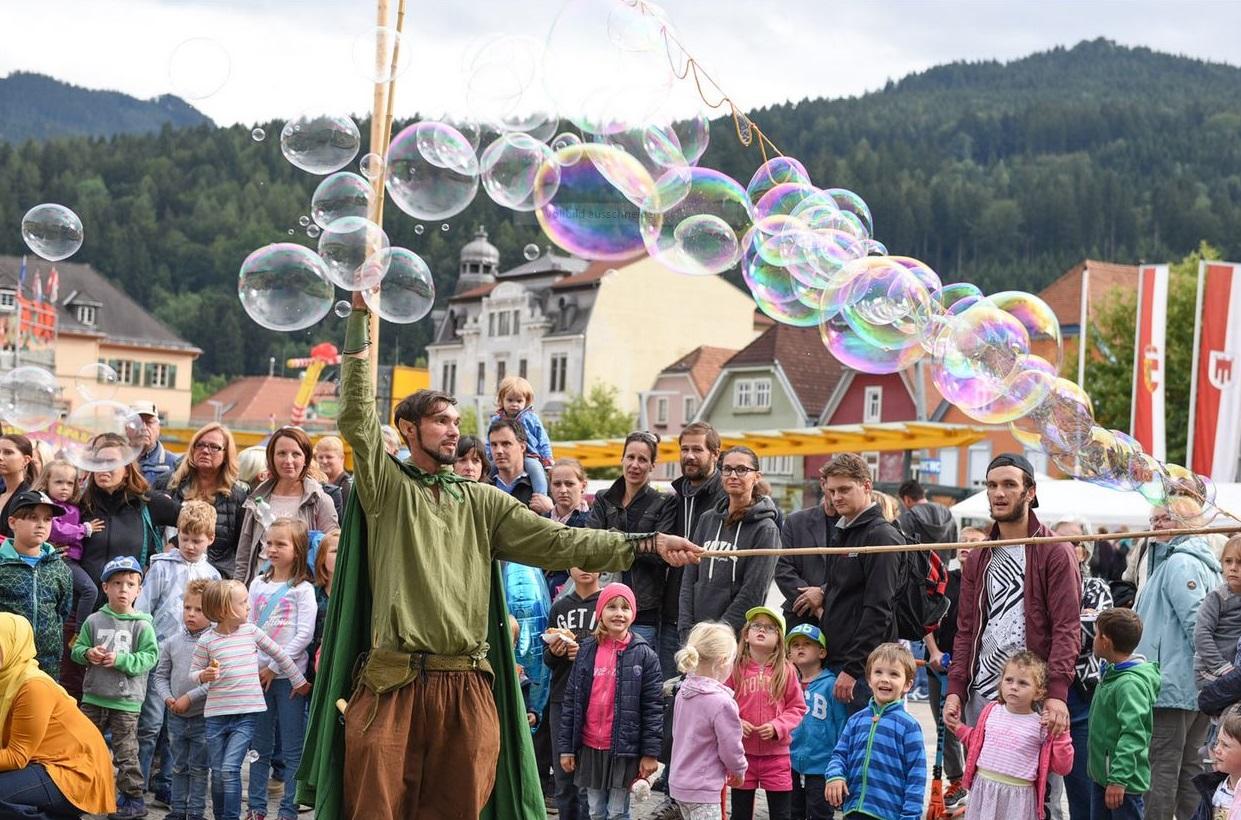 Gauklerfestival Murenschalk