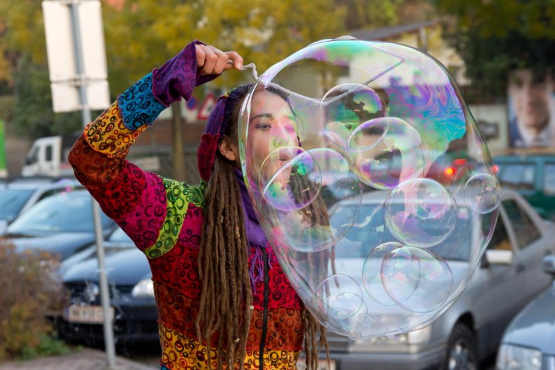 Bubbles in Bubbles © Andreas Pikal
